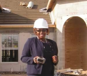Gloria Understands Construction (CROP)